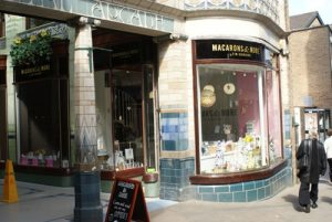Macarons & More Shop