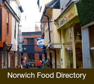 Love Norwich Food Directory