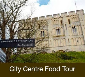 Love Norwich Food Walking Tour