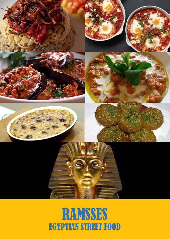 Middle Eastern Festival - & - Salah El Nagar 'Egyptian' Food - Love Norwich  Food