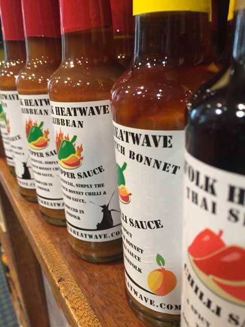 Norwich Sauces